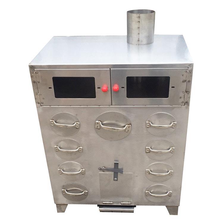 不銹鋼九孔烤地瓜爐子烤紅薯神器烤玉米爐子烤山芋機烤土豆機烤箱°
