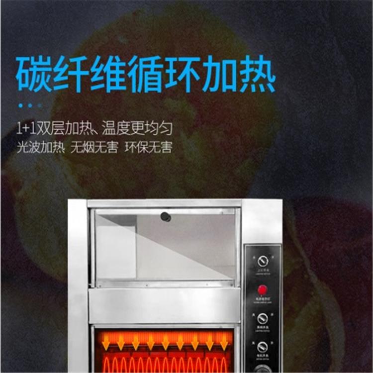 泛泰烤紅薯機商用街頭烤紅薯神器烤爐擺攤烤地瓜機商用烤玉米爐子地攤°