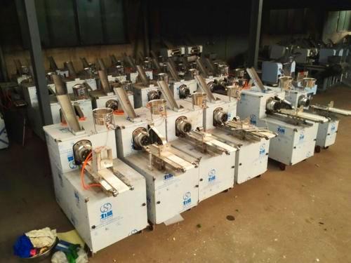 麻花钻杆生产设备